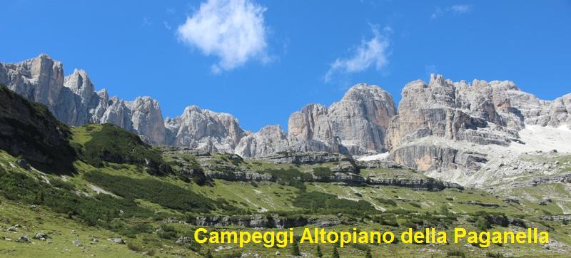 Camping Lago Di Molveno Altopiano Paganella